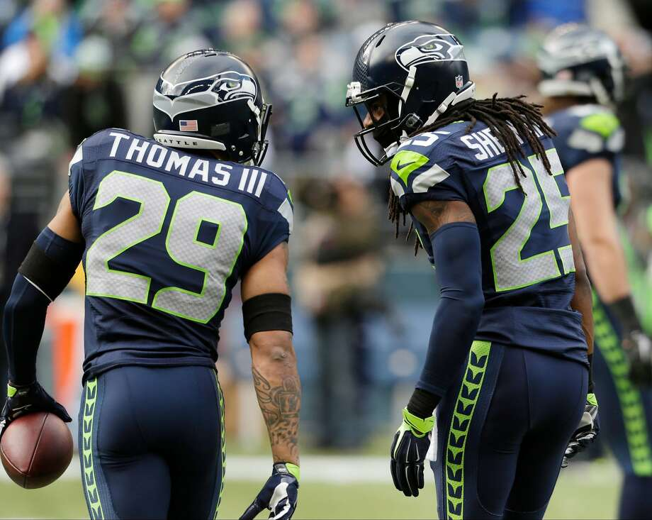 The Seahawks have five representatives on the NFL's 2010s All-Decade team. Click through the following slideshow for all 54 members of the group. Photo: John Froschauer / Associated Press