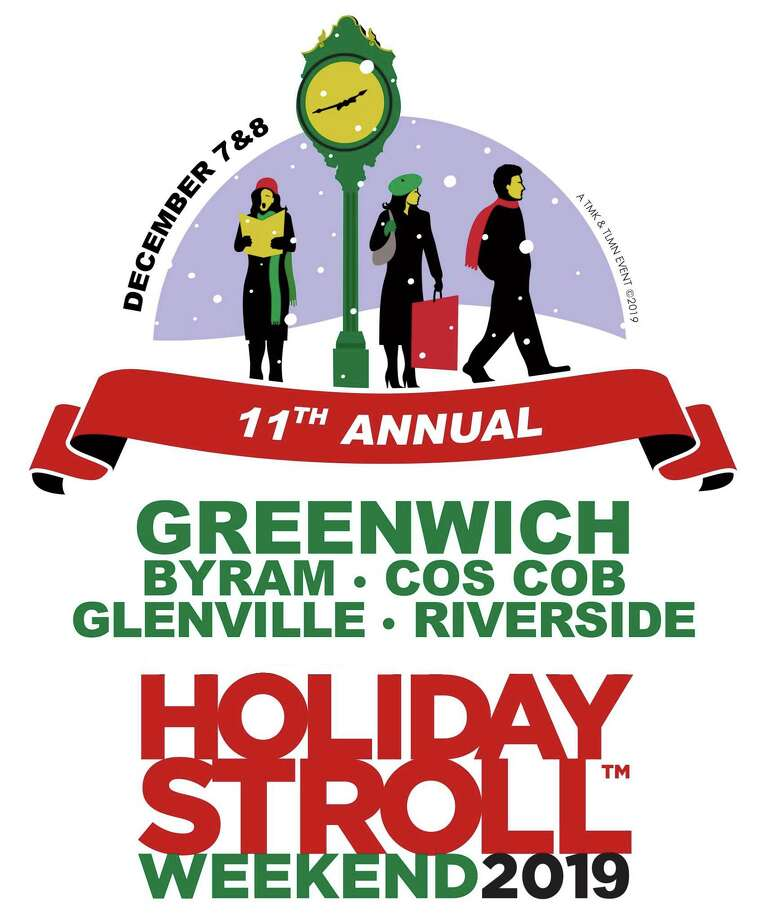 The 11th annual Greenwich Holiday Stroll Weekend takes place December 7, from 10 a.m. to 6 p.m., and December 8, from noon-5 p.m. Photo: MaxEx Public Relations, LLC