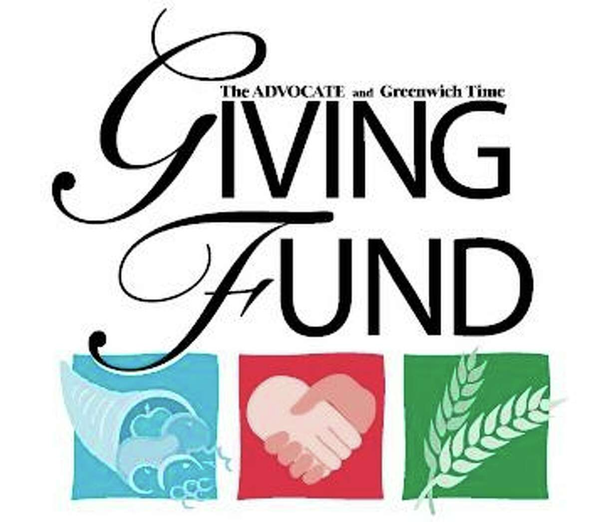 The Advocate and Greenwich Time Giving Fund Logo