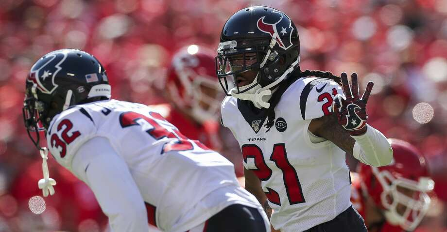 """Bradley Roby (21) called the Texans' predicament a """"must-win situation."""" Photo: Godofredo A Vásquez/Staff Photographer"""