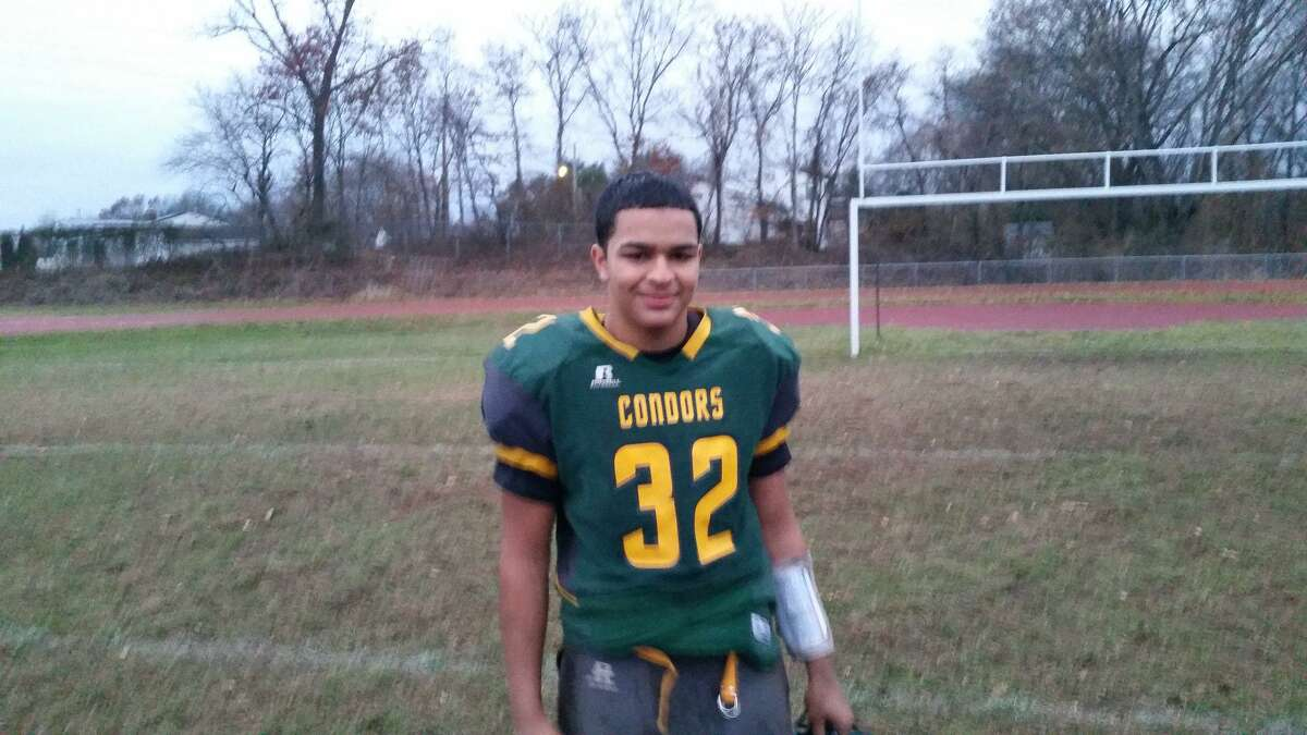 Brandon Acosta rushed for 184 yards on 26 carries to lead O'Brien Tech to a 44-19 CTC win over Platt Tech on Wednesday.
