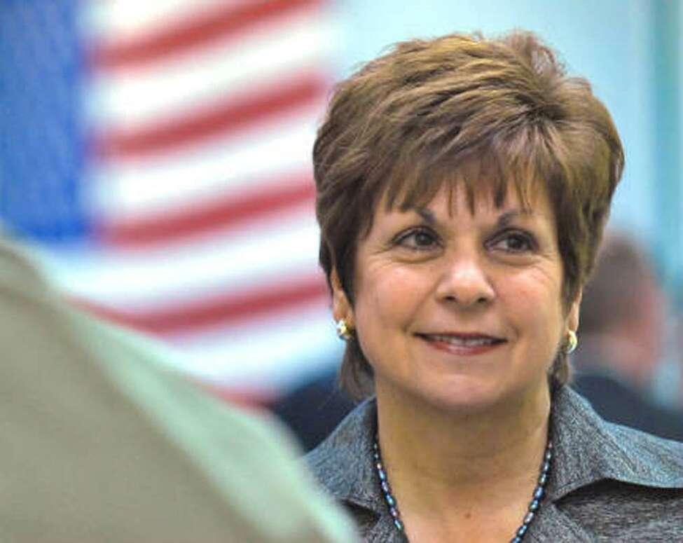 Colonie Town Supervisor Paula Mahan