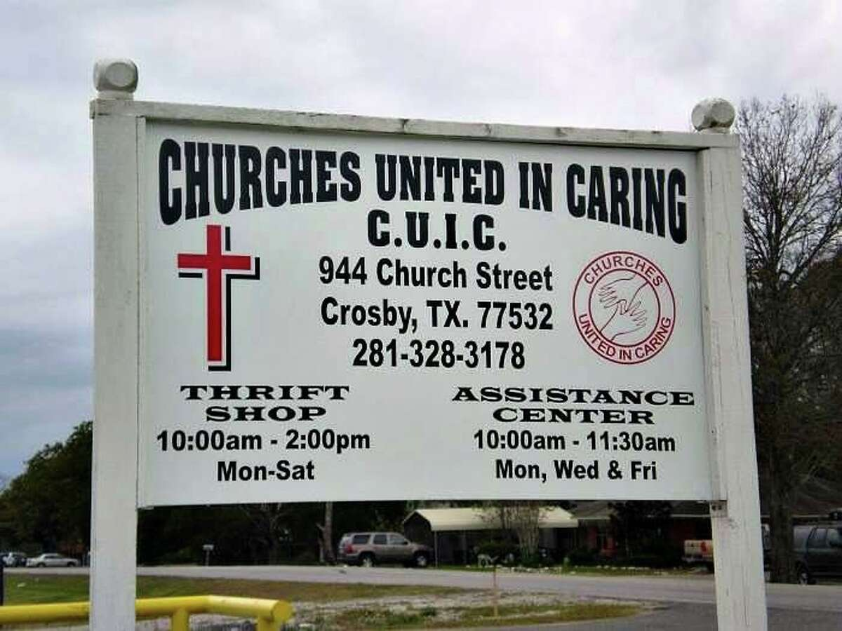 Churches United in Caring will hold its 2019 big holiday event on Saturday, Nov. 14