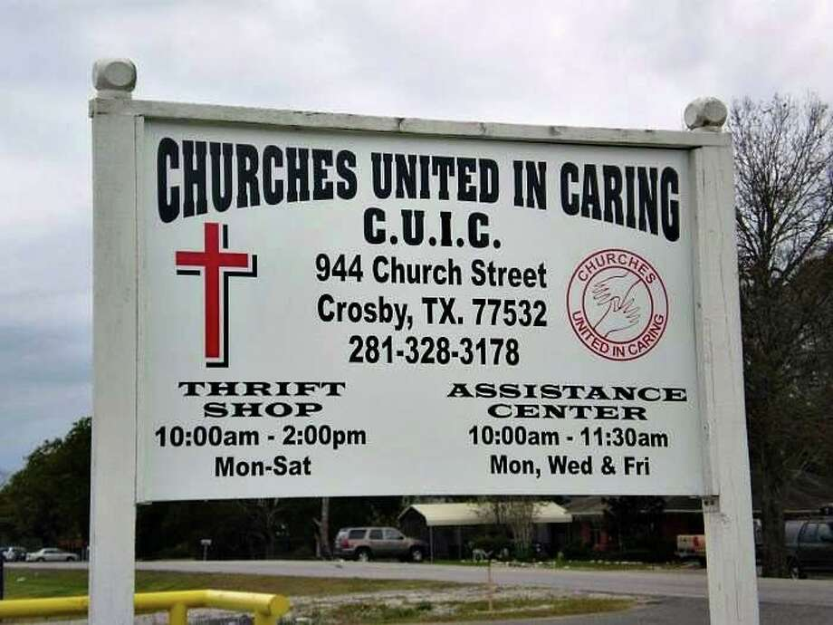 Churches United in Caring will hold its 2019 big holiday event on Saturday, Nov. 14 Photo: Courtesy Of Churches United In Caring Facebook / Courtesy Of Churches United In Caring Facebook
