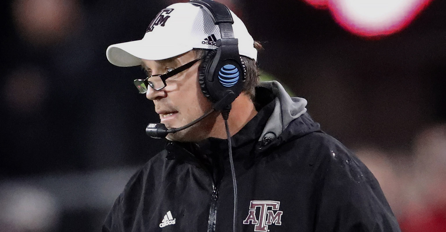 Jimbo Fisher predicts a time when 'hell comes with' taking on Texas A&M