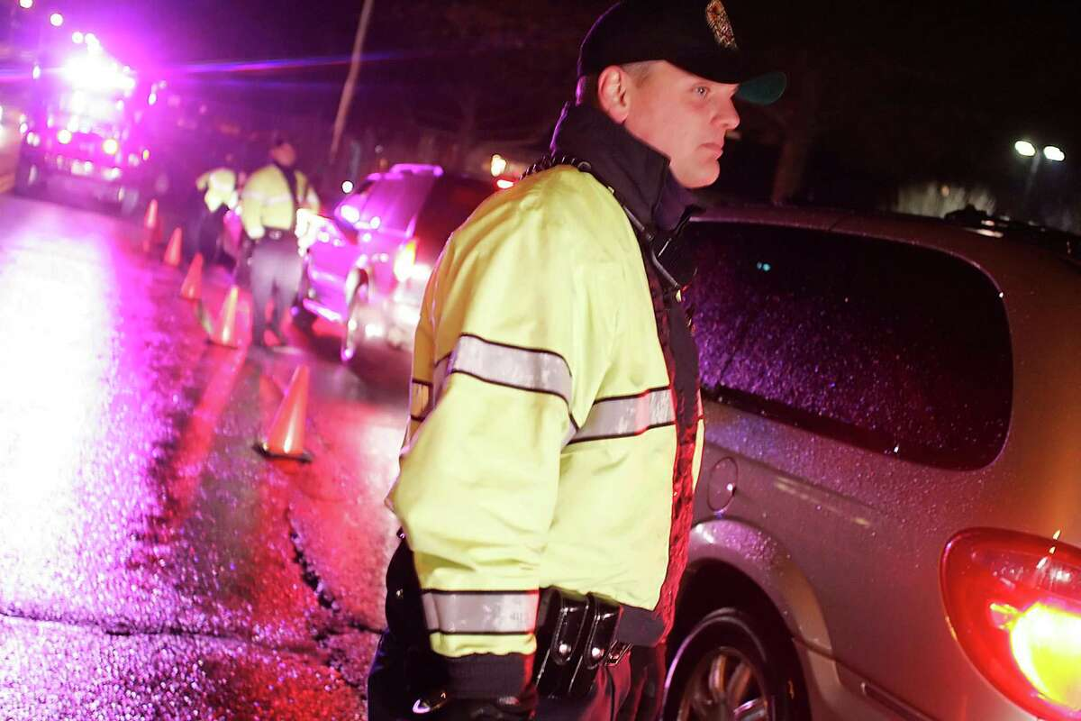 There will be additional dui checkpoints set up throughout the state during the Holiday season which began during the heavily traveled Thanksgiving eve.