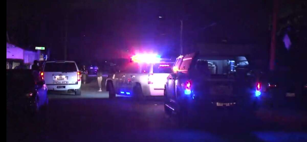 Two teens were shot on Thanksgiving while sitting in a car in Baytown.