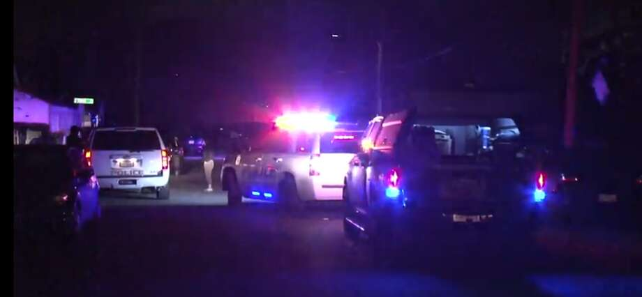 Two teens were shot on Thanksgiving while sitting in a car in Baytown. Photo: Metro Video