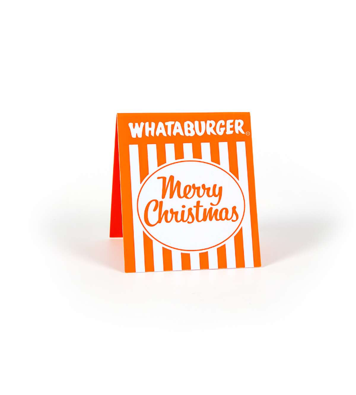 Whataburger has special holiday-themed items now for sale at their online store.