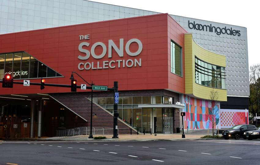 'This is just the start,' GM vows as SoNo Collection opens for business While it seems malls are fading from existence in this online shopping-dominated economy, the brand new SoNo Collection is bucking this trend after experiencing a successful launch in October. After two-plus years of construction that is still ongoing, Brookfield Properties opened The SoNo Collection's concourses and parking garage, with Nordstrom throwing a big welcome for a crowd of shoppers who swarmed into the store to cheers from employees, and retail staff at other stores posing for group photos prior to opening their own doors. The SoNo Collection debuted with an occupancy of about 90 percent of its space, but only 16 stores opened at the outset. Read more: 'This is just the start,' GM vows as SoNo Collection opens for business | Photos: See how empty Norwalk lot became SoNo Collection | 5 things to know about The SoNo Collection