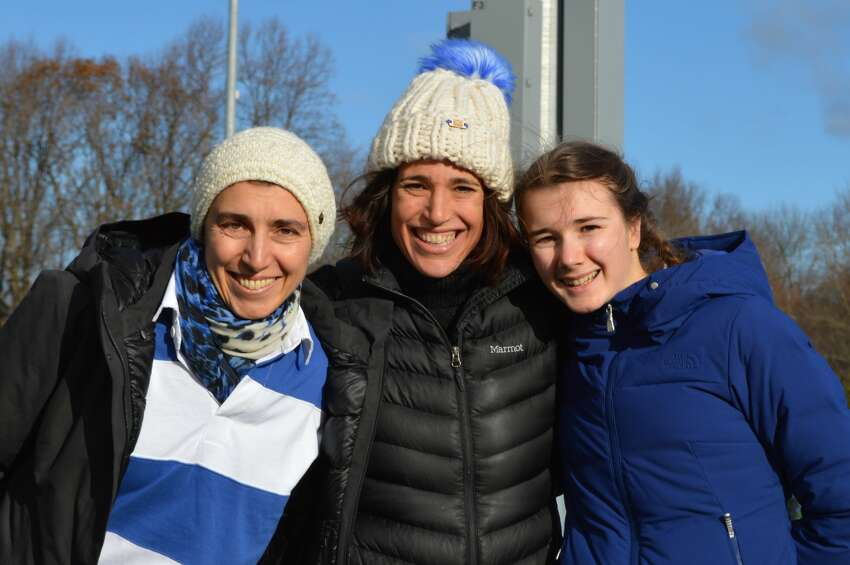 Darien and New Canaan high schools faced off in the annual Thanksgiving Turkey Bowl on November 28, 2019. Were you SEEN in the stands?
