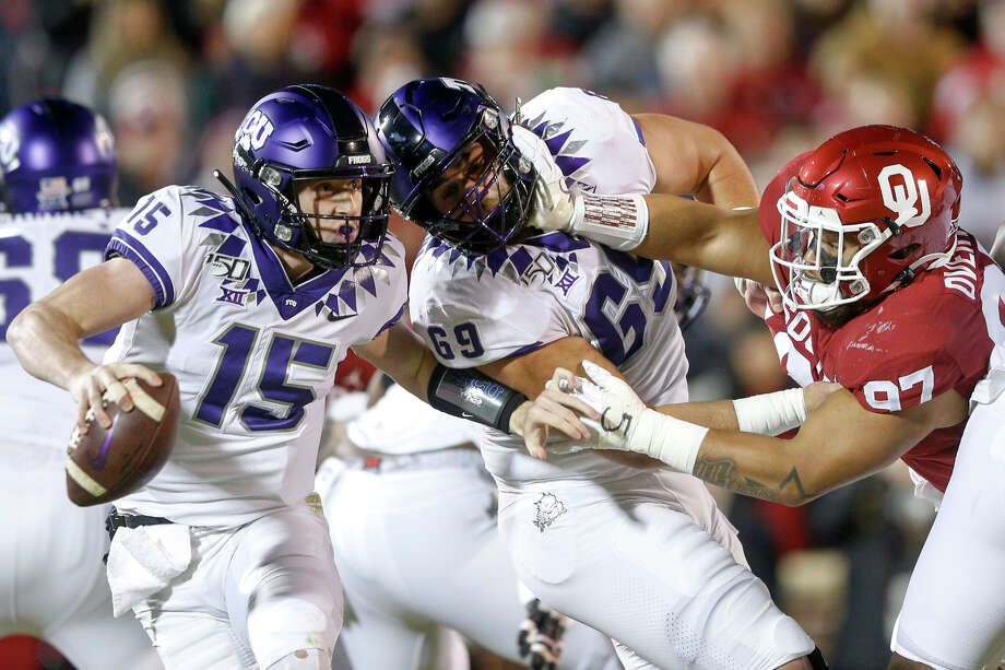 College Football Preview: West Virginia At TCU