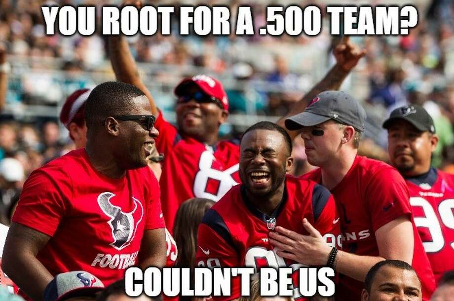 PHOTOS: The best memes from the NFL's Thanksgiving Day games Photo: AP; Meme: Matt Young Photo: Photo: AP; Meme: Matt Young