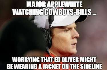 Laugh At The Cowboys Thanksgiving Loss With These Memes Houstonchronicle Com