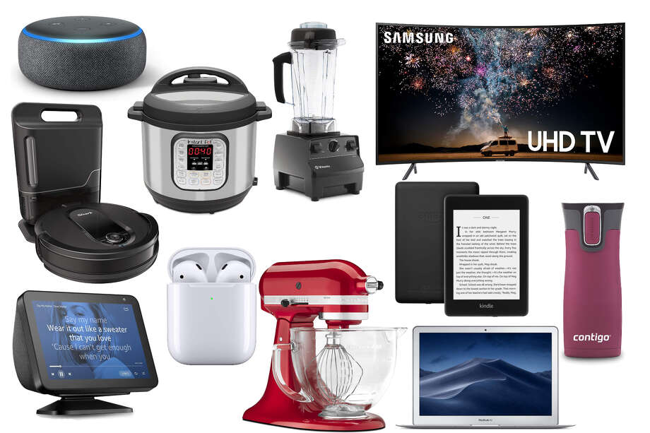 The best Black Friday deals on Amazon focus heavily around tech and Amazon devices. Photo: Amazon/SFGATE