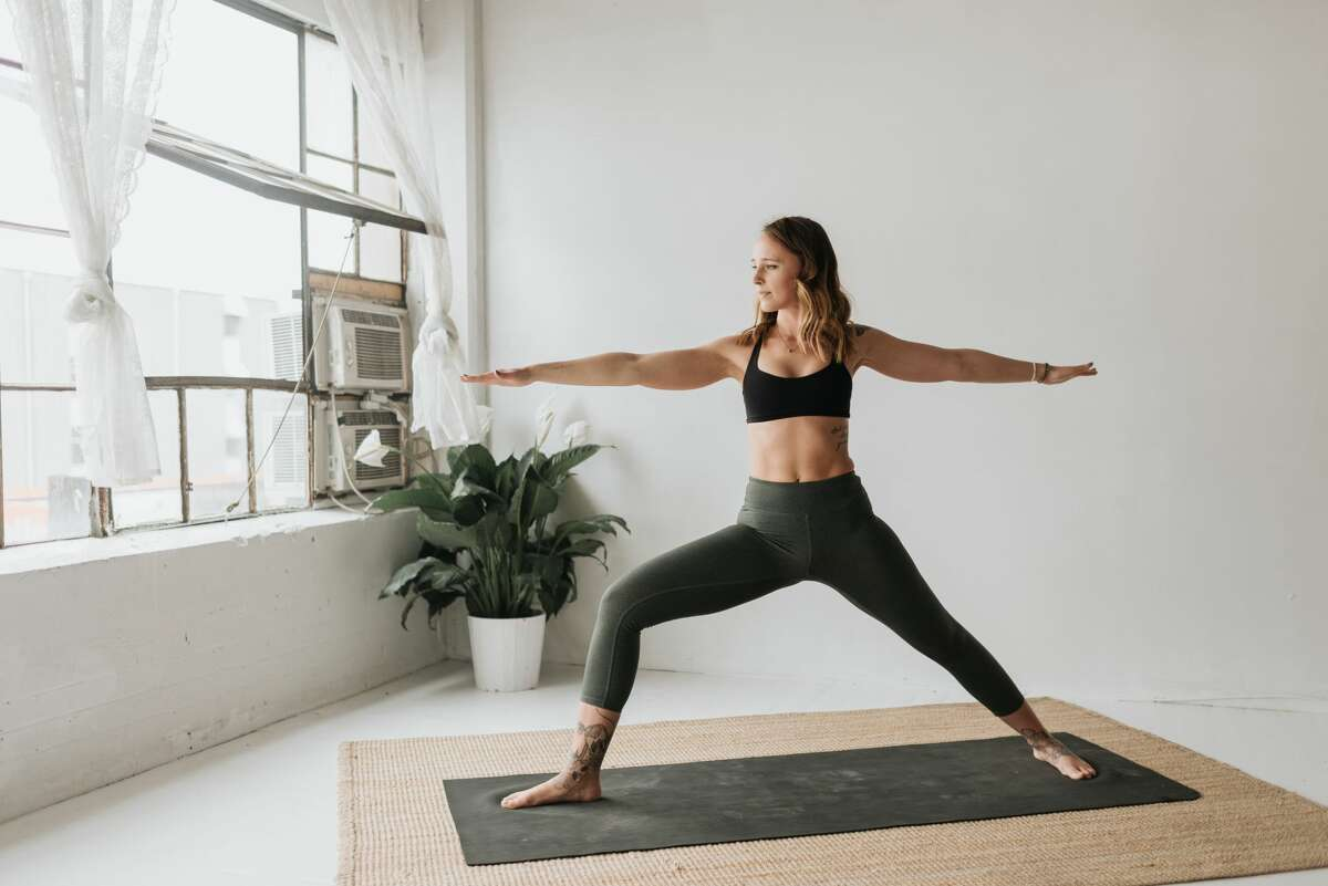 >> Click through the slideshow to see yoga studios in Connecticut are offering online classes and how to join classes.