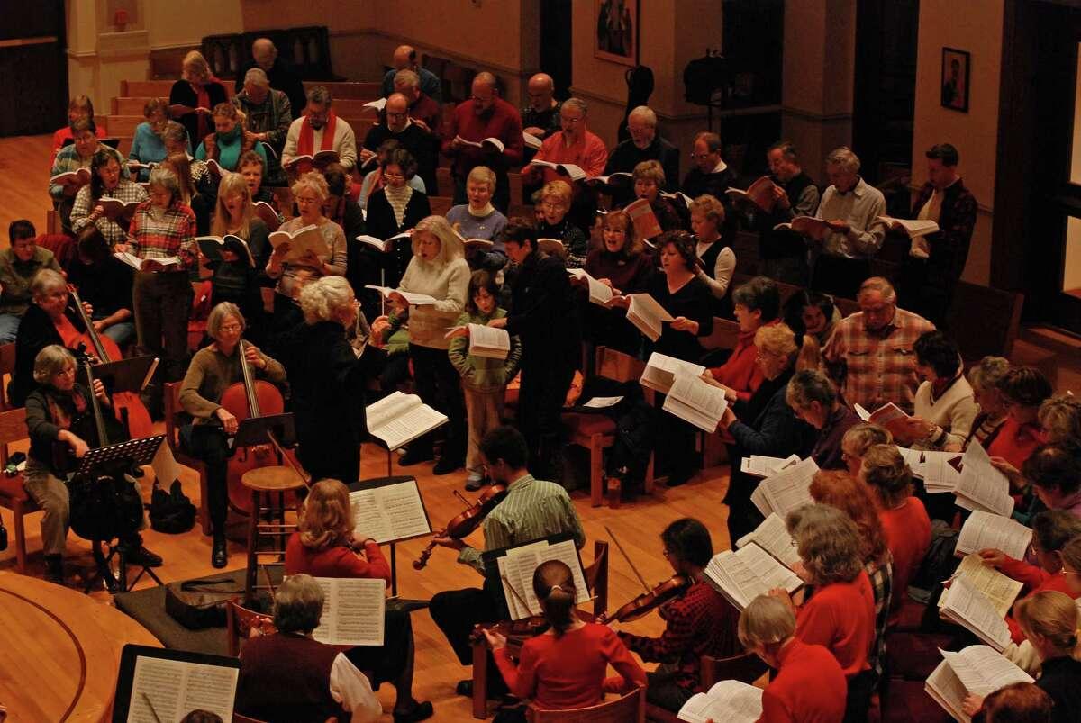 Berkshire Bach Society present a Handel's