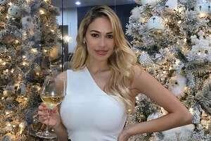 Daniella Rodriguez, wife of Astros shortstop Carlos Correa