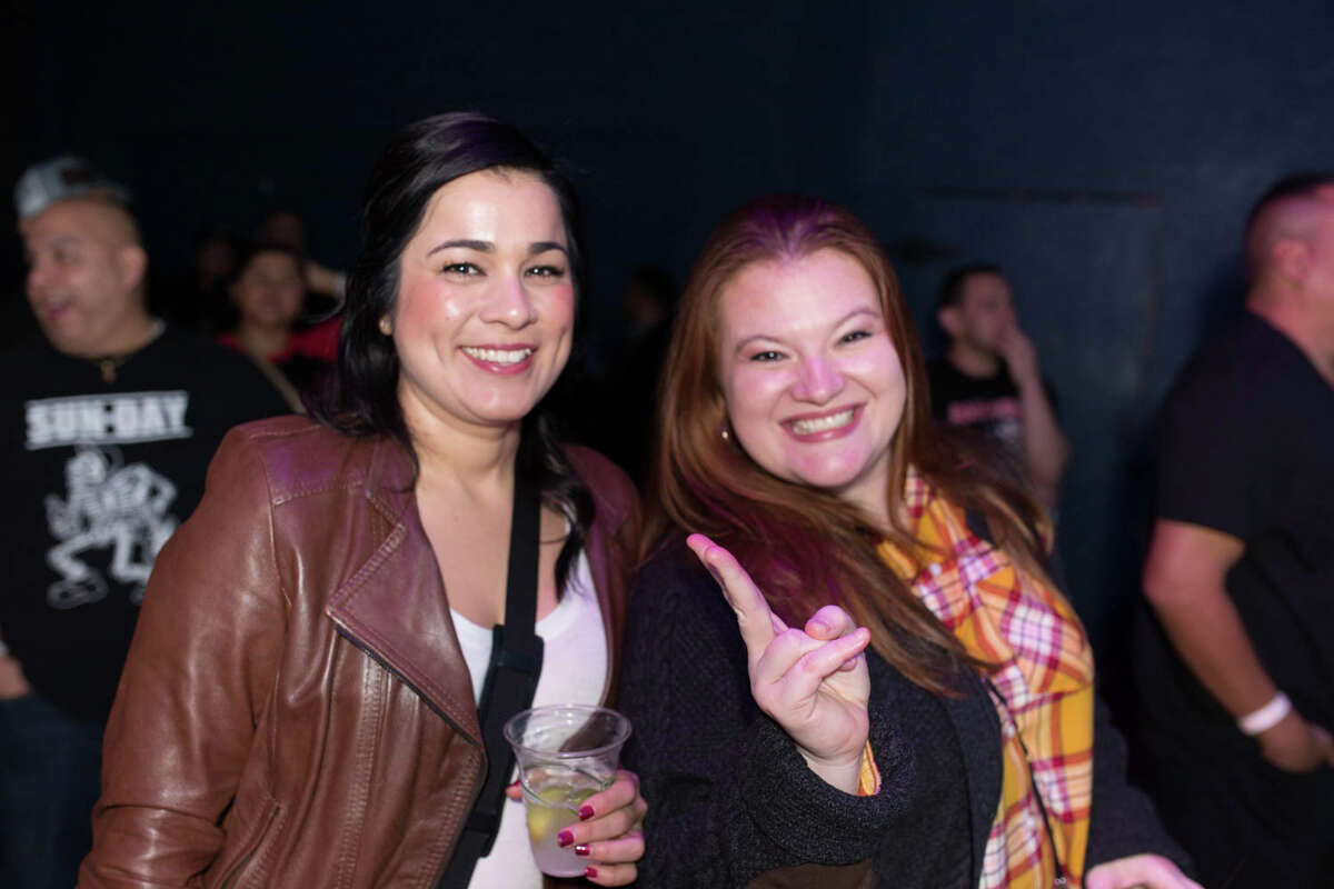 'Puro punk' fans celebrated the South Side with Sun*Day on Thanksgiving night at San Antonio's Paper Tiger.