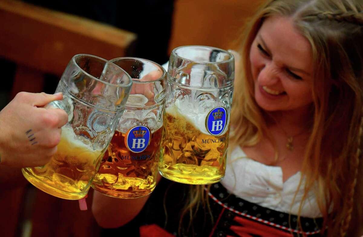 Enjoy the sights, sounds and tastes of Oktoberfest.