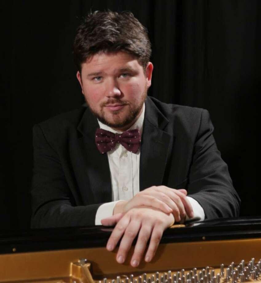Nenad Ivovic will perform Sunday in Woodbridge. Photo: Contributed Photo