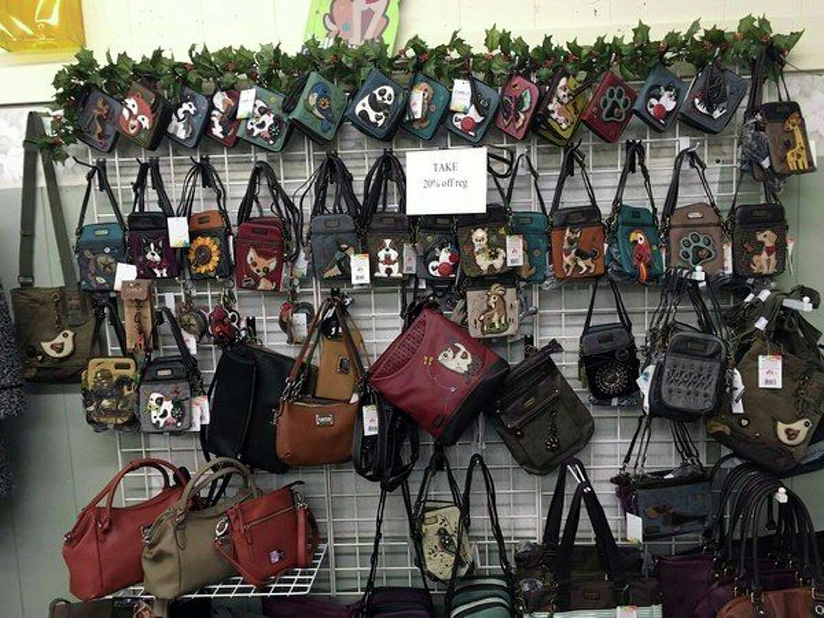 Amy's of Pigeon specializes in handbags and offers several longstanding, popular models, such as Chala and Janna Kator handbags. (Submitted Photo)