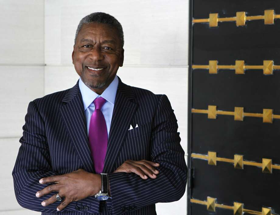 Robert Johnson, founder of the television network Black Entertainment Television (BET), became the first African American billionaire after he sold the company to Viacom in 2001. Photo: Glenn Koenig/Los Angeles Times Via Getty Imag