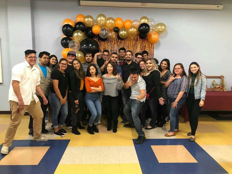 Harmony alumni celebrated Thanksgiving with a reunion last Friday. Photo: Courtesy