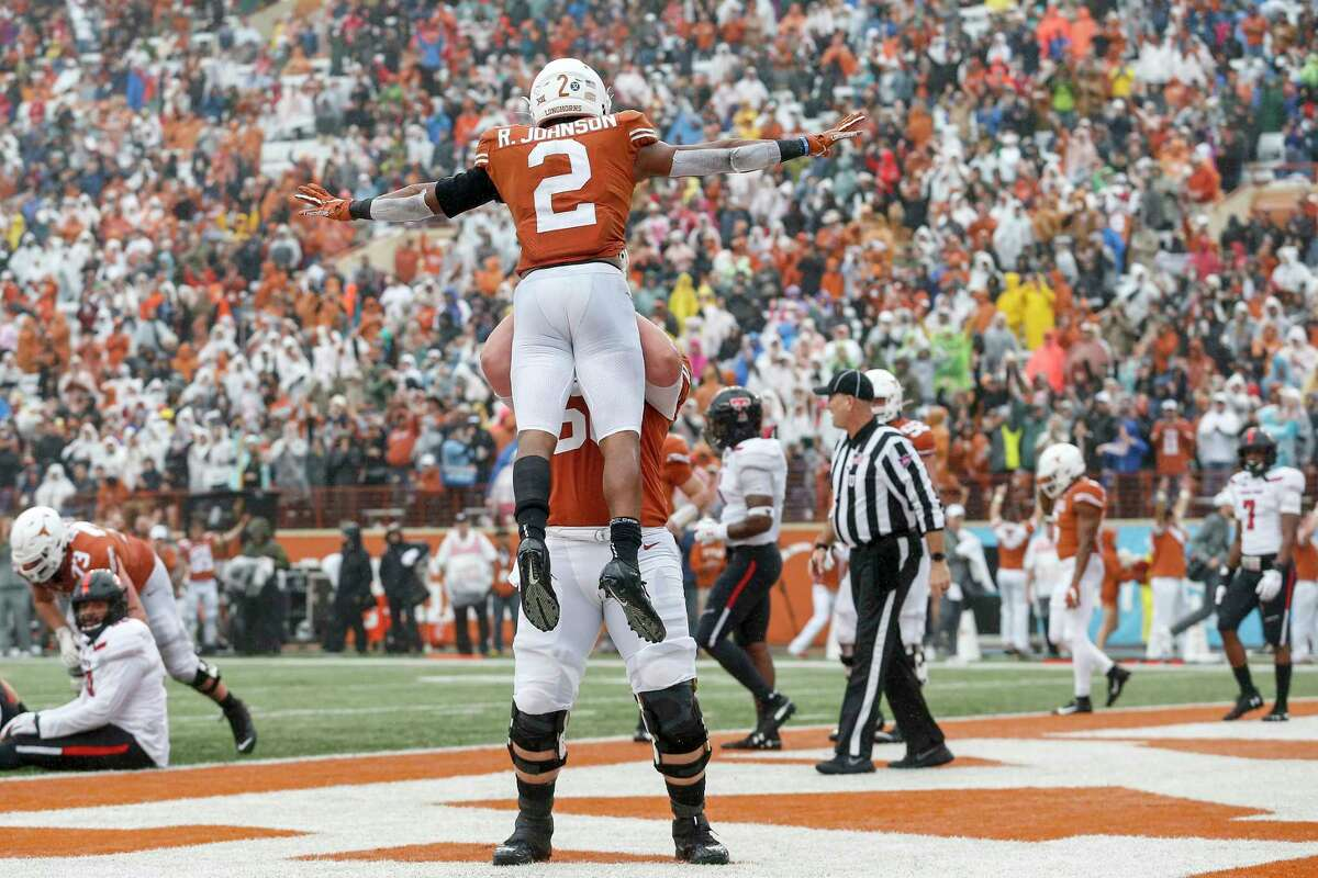 PHOTOS: What you need to know about Texas businesses in Abbott's Phase 2 of reopening Texas Gov. Greg Abbott says he expects there to be college football played in Texas this fall.