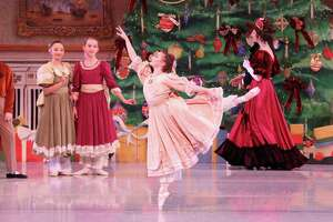 """Ballet San Antonio's plans for the 2020-21 season include its annual staging of """"The Nutcracker."""""""