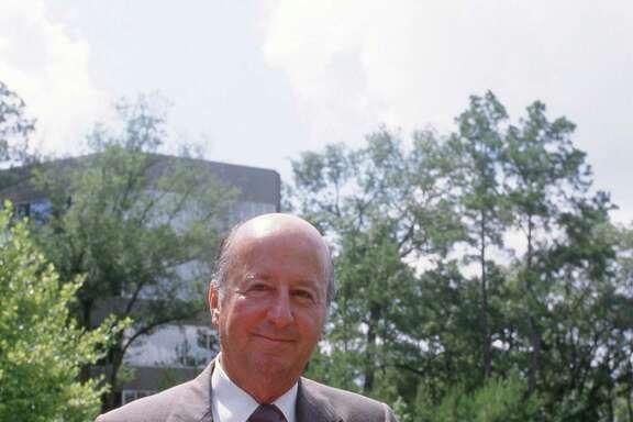 06/26/1985 - George P. Mitchell, chairman of Mitchell Energy & Development Corp.