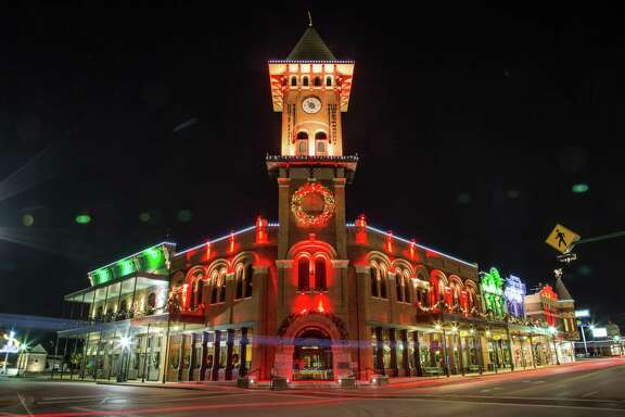 """Grapevine lays claim to the title of the """"Christmas Capital of Texas."""""""