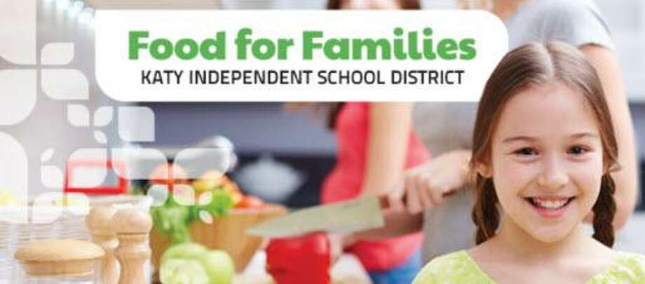 Dec. 6 is the deadline to make a monetary donation to Food For Families, sponsored by Katy Independent School District's Partners in Education to help students in need and their families. Photo: Courtesy Katy Independent School District / Courtesy Katy Independent School District
