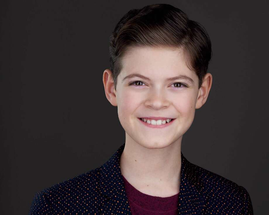 "Twelve-year-old Michael Karash of Katy has the title role in ""Amahl and the Night Visitors"" presented by Opera in the Heights Dec. 7-8 and Dec. 14-15. Photo: Opera In The Heights / Opera In The Heights / S Christopher Gillett"
