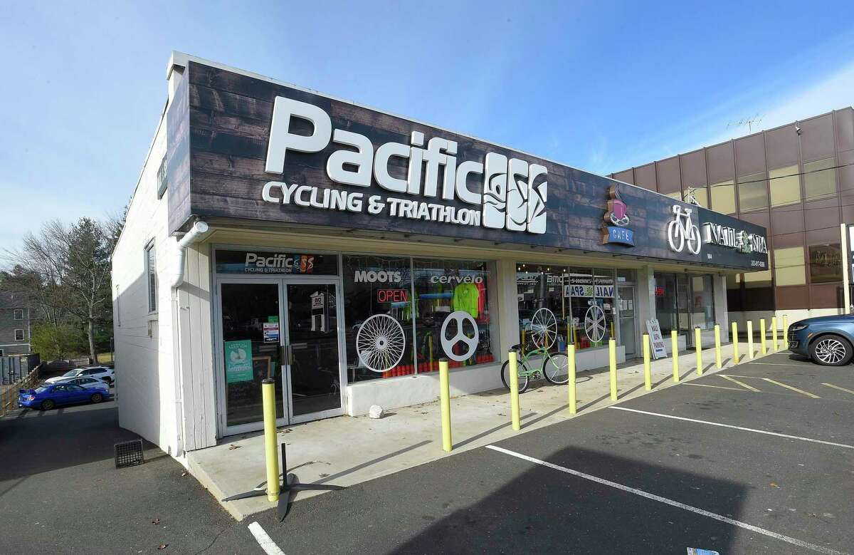 Pacific Cycling & Triathlon is based at 984 High Ridge Road in Stamford, Conn.