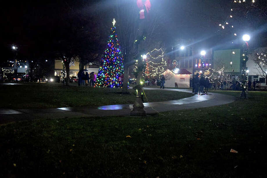 Sights from the WJIL/WJVO Christmas parade. Photo: Samantha McDaniel-Ogletree | Journal-Courier
