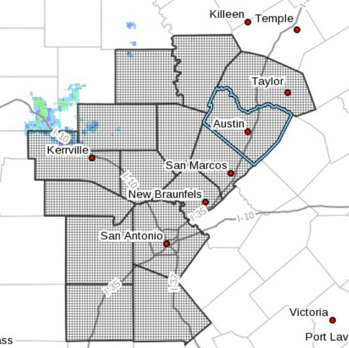 Fog is expected to limit visibility in the area through Saturday morning.