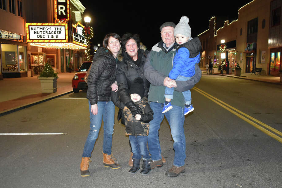 In pictures: Torrington held their annual tree lighting and Light Up Main Street on November 29th, 2019 from 5 to 7:30 pm. Photo: Lara Green- Kazlauskas/ Hearst Media