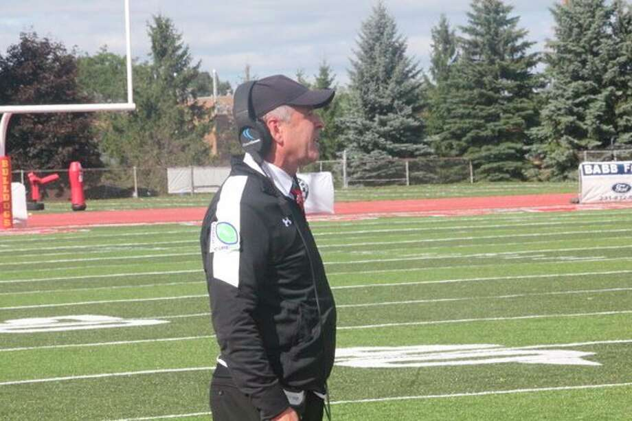 Tony Annese will be coaching another playoff game on Saturday for Ferris. (Pioneer file photo)