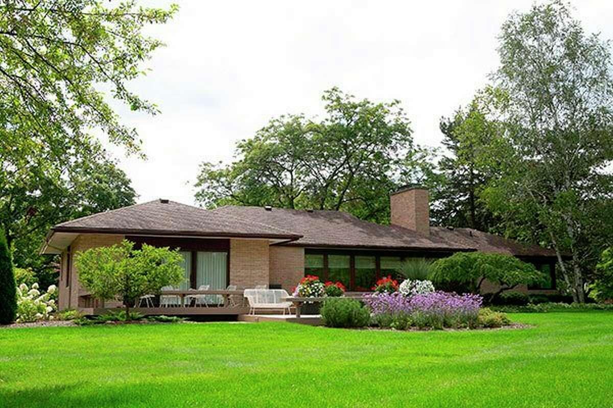 806 West St. Andrews, Alden B. Dow Architect