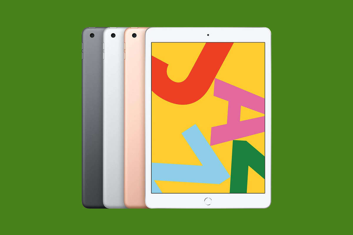 The Apple iPad 10.2-inch Wi-Fi Only (7th Generation) is down to $229.99 on Saturday at Target and Amazon.