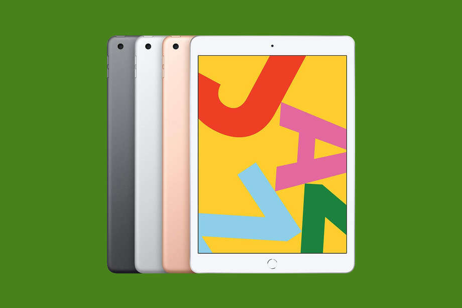 The Apple iPad 10.2-inch Wi-Fi Only (7th Generation) is down to $229.99 on Saturday at Target and Amazon. Photo: Amazon/SFGATE