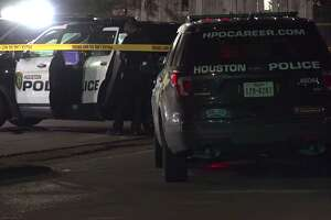 A convenience store clerk is expected to survive after he was shot around 2:50 a.m. Saturday at the East Houston Food Mart, police said.