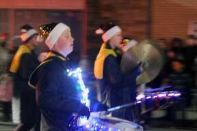 With the holiday season underway, the Bad Axe Chamber of Commerce held its fourth annual Christmas Parade on Saturday, Nov. 30, and hundreds turned out to celebrate.