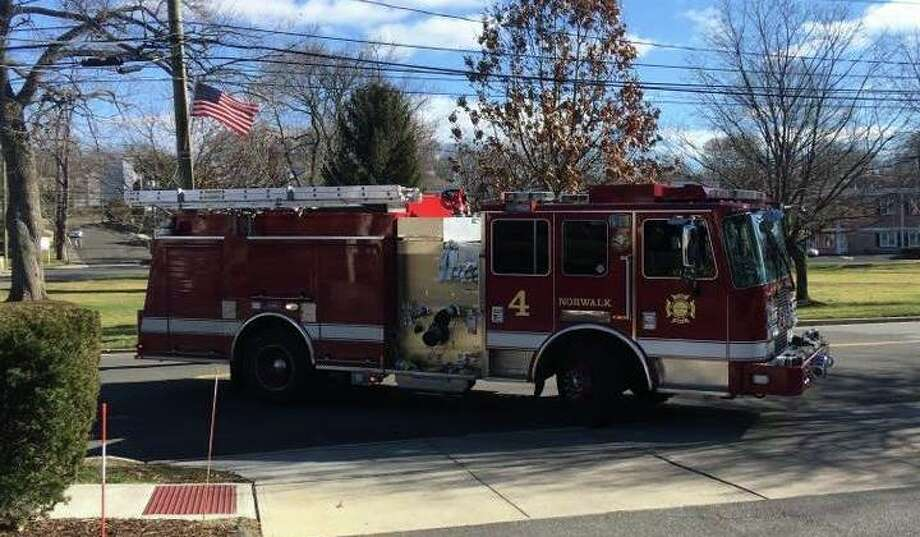 File photo Photo: Contributed Photo / Norwalk Fire Department