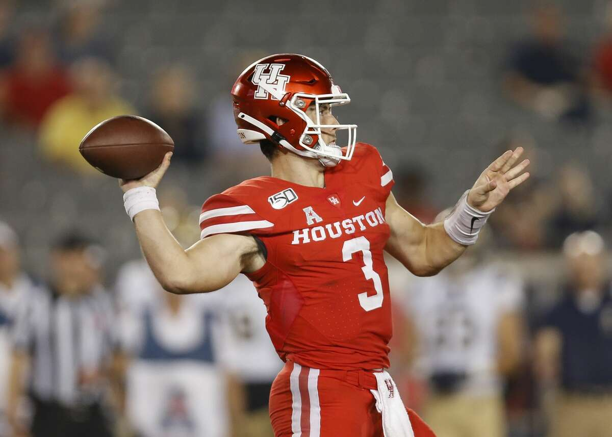 After finishing last season as UH's starting QB following D'Eriq King's redshirt decision, Clayton Tune is the undisputed No. 1 at the position entering the 2020 season.