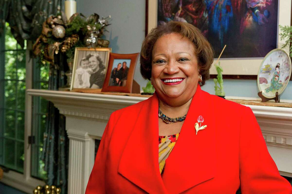 Juanita James, president and CEO of the Fairfield County's Community Foundation.
