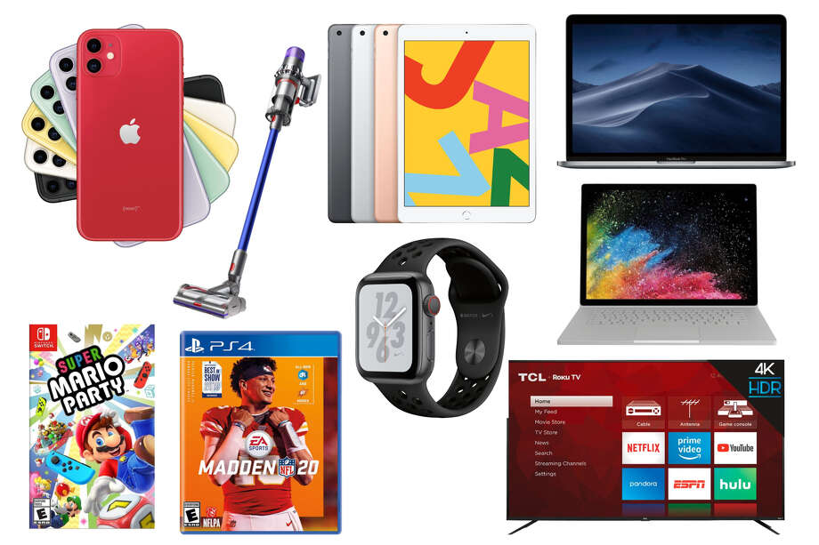 Best Buy released its Cyber Monday deals a day early on Dec. 1. Photo: Best Buy/SFGATE