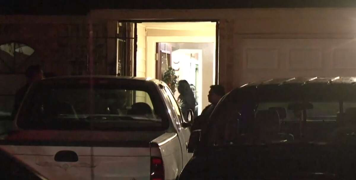 One man was killed and two wounded at a shooting outside a birthday party overnight.