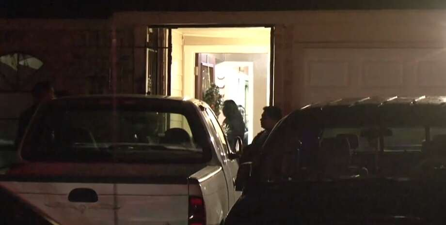 One man was killed and two wounded at a shooting outside a birthday party overnight. Photo: Metro Video